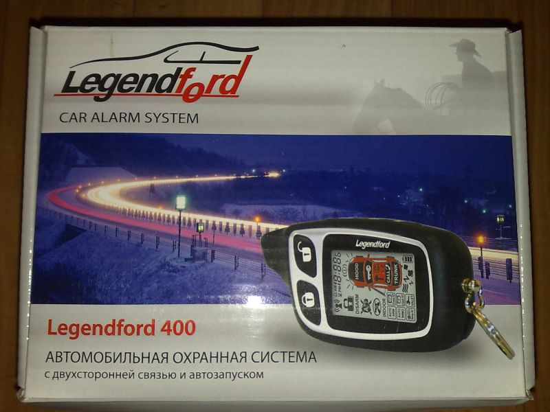 LegendFord 400